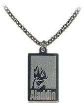 Magi The Labyrinth of Magic Aladdin Potrait GE3557 Necklace *NEW* - $13.99