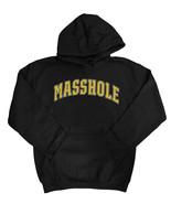 Masshole Black Unisex Male Female All Ages Vintage Sweatshirt Gift - $30.95 - $34.95