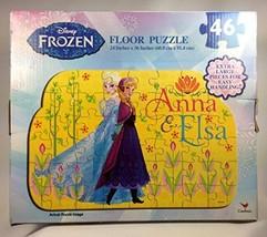Disney Frozen Floor Puzzle 46 Pieces - $39.94