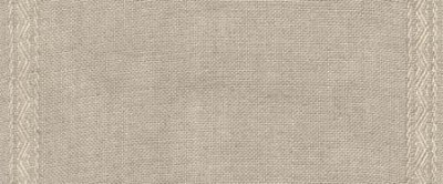 "Primary image for 27ct Pyramid Natural/Natural banding 7.8""w x 36"" 100% linen (1yd) Mill Hill"