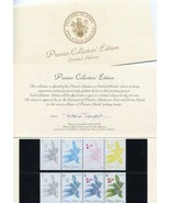 PITCAIRN ISLANDS 2015 PROGRESSIVE COLOR PROOFS FLOWERS BOTANY S11548-2 - ₨8,800.22 INR