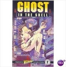 Ghost in the Shell Preview Ashcan Ash Can (Wizard) [Comic] [Jan 01, 1995... - €9,75 EUR