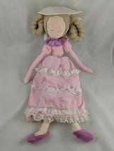 "Mattel Emotions Cloth Doll 19"" Long Legs Flair Stuffed Plush - $26.95"
