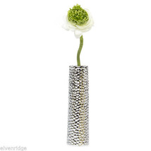 Chive New Miami Silver Bubbles Flower Bud Vase