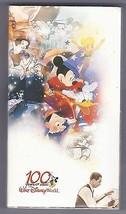 100 Years Of Magic Walt Disney World Trip Planning Video Rare and VHTF - $14.03