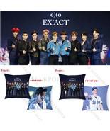 Kpop EXO EX'ACT Throw Pillow Case Planet #3 Concert Cushion Cover Bolste... - $6.99