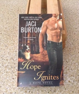 Hope Ignites (Hope, #2) by Jaci Burton - $5.00