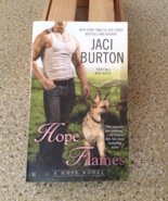 Hope Flames (Hope #1) by Jaci Burton - $5.00