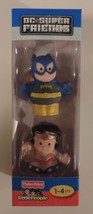 Fisher-Price Little People DC Super Friends Wonder Woman and Batgirl - New - $9.00