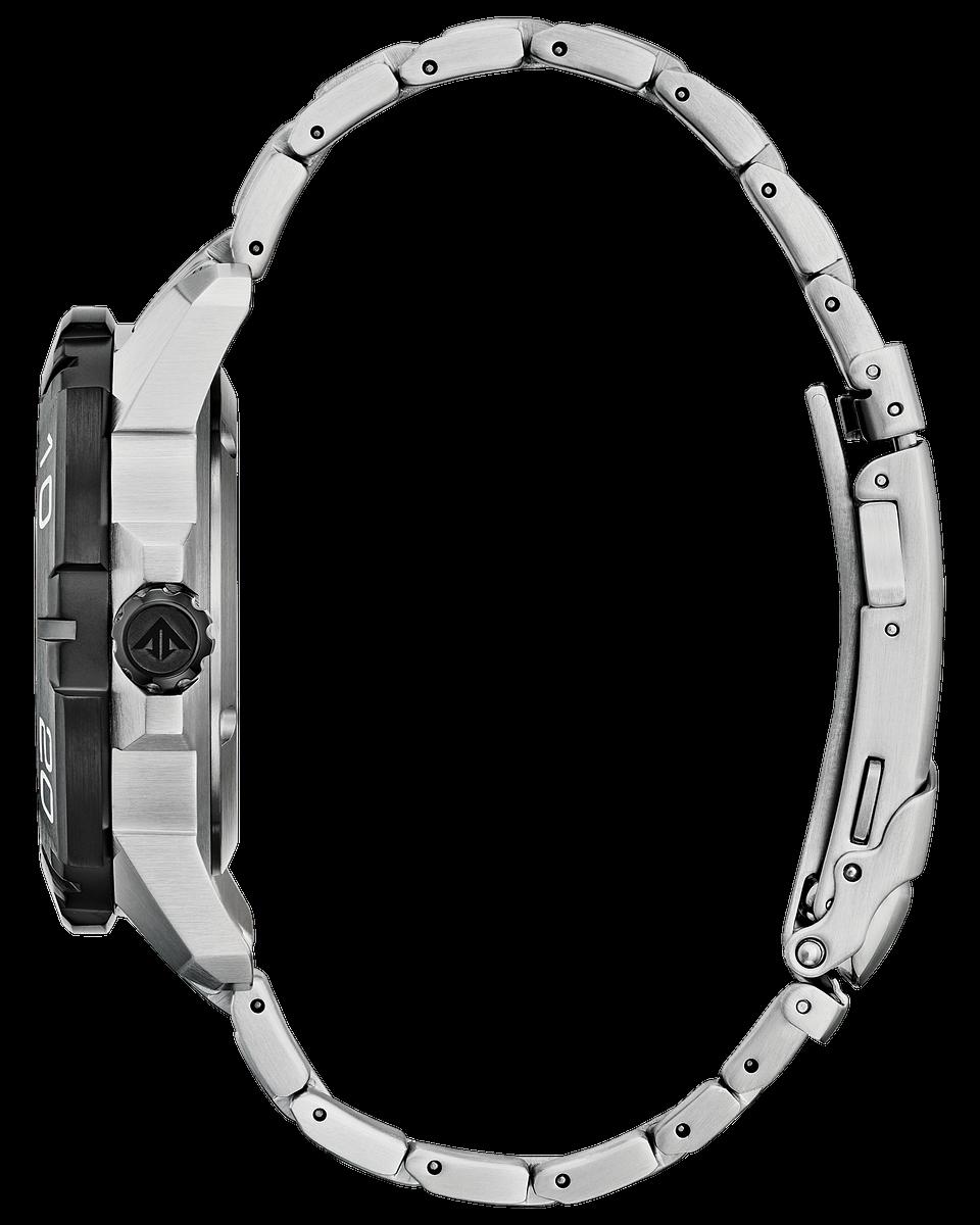 Citizen Eco-Drive BJ7128-59E Promaster GMT Steel 44mm Solar Men's Watch