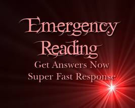 Emergency Psychic Reading Via PDF Email, Super ... - $5.00
