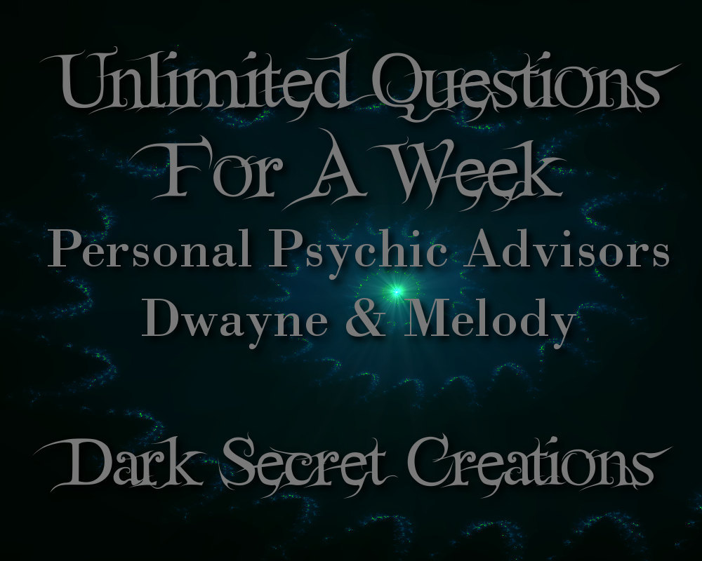 Unlimited Questions For A Week, Daily Personal Psychics, Report Sent Via PDF