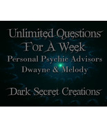 Unlimited Questions For A Week, Daily Personal Psychics, Report Sent Via... - $50.00