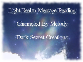 Light Realm Reading, Fast Answers, Psychic Read... - $10.00