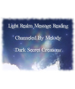 Light Realm Reading, Fast Answers, Psychic Reading Same Day Sent Via PDF - $10.00