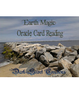 Earth Magic Oracle Card Reading,  PDF Email Del... - $5.00