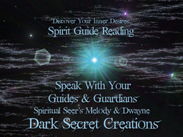 Spirit Guide Reading, Meet Your Guides & Guardians Sent Via PDF - $30.00