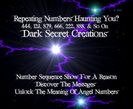 Repeating Number Reading, Angel Numbers, Numerology Reading, Fast Psychi... - $5.00+