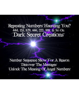 Repeating Number Reading, Angel Numbers, Numerology Reading, Fast Psychi... - $5.00 - $13.00