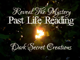 Past Life Reading, Angelic Akashic Reading Sent Via PDF - $30.00