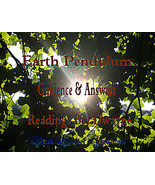 Earth Pendulum Reading, Guidance And Answers, 1... - $30.00