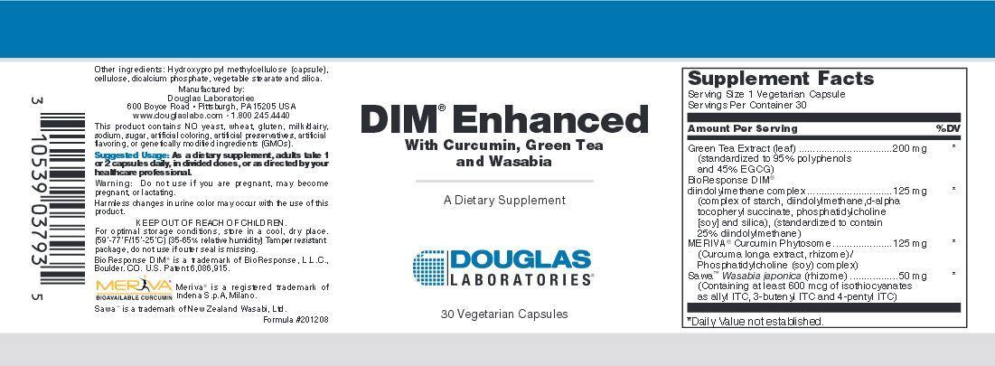 DIM Enhanced - 30 Capsules