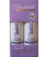 Blondeshell KERATIN COMPLEX Shampoo & Conditioner Travel Valet 178 ml / ... - $8.50