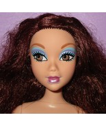 Barbie My Scene Chelsea Redhead Brunette Pearly Lips Gorgeous Doll for O... - $12.00
