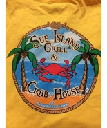 Sue Island Grill & Crab House on Beautiful Sue Creek Maryland T-Shirt Sz... - $18.98