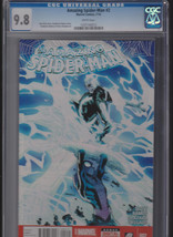 AMAZING SPIDER-MAN #2 CGC 9.8 ONLY ONE ON EBAY!!! - $89.99