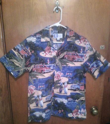2cfe97a6 Kalaheo Styled By RJC Hawaiian Shirt Medium and 39 similar items