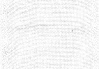 "Primary image for 27ct Pyramid Ant White/Ant White banding 4.7""w x 36"" 100% linen (1yd) Mill Hill"