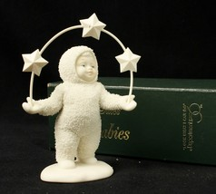 Department 56 Snowbabies Look What I Can Do Mint in Box - $13.45