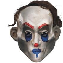 Batman - Joker Henchman Clown Mask - HAPPY - Adult Dark Knight Bank Robb... - €10,84 EUR