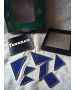 Tangram Silhouette Puzzle - $10.00