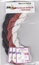 SILK FLOSS PACK Dinky Dyes 3 skeins Hornbook Se... - $10.80