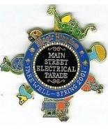 Disney Main Street Electrical Parade spinner Pin/Pins - $126.87