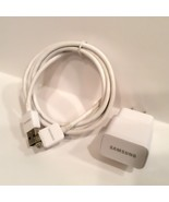 OEM Samsung Galaxy S5 Verizon 5ft Charger Cord and Traval Adapter - $10.00