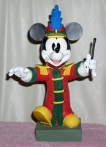 Disney Mickey Mouse Bandleader Bobble Head - $77.49