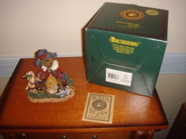Boyds Bearstone Ms. Berriweather's Cottage - $19.99