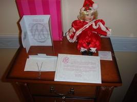 Marie Osmond Santa Baby Tiny Tot In Box - $19.99