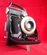 Vintage Kodak  Six-20 Folding Bellow Camera No.1 w/ Diomatic 6.3-105mm L - $44.55