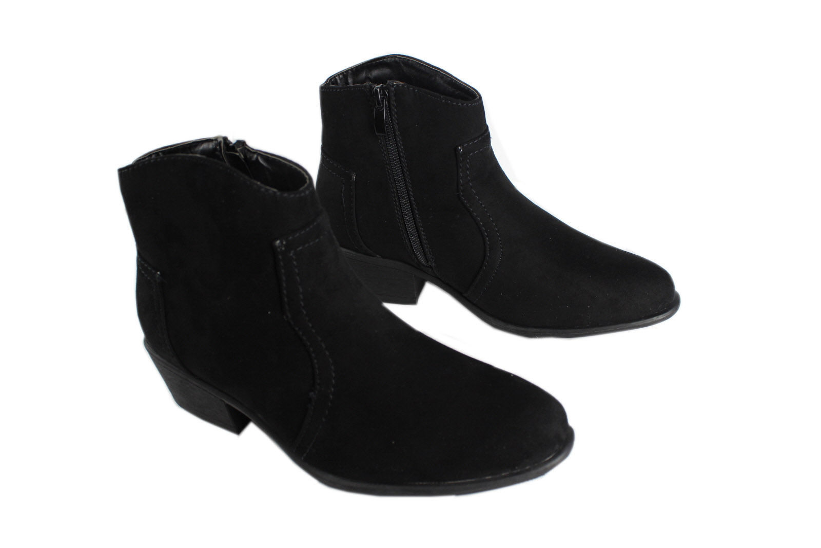 d9f2c20a1b2 Bamboo Sadie-05 Suede Ankle BOOTS Western and 29 similar items. 57
