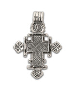 Orthodox Coptic - Sterling Silver Cross Pendant - A - $50.00