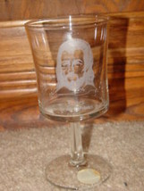 Morris Cerullo World Evangelism James from Bible 1979 Clearand Goblet Go... - $67.00