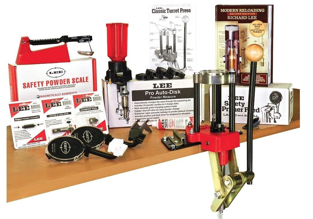 Lee Load-Master Progressive Press Kit 300 WSM  # 70928 New!