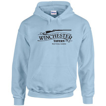 234 Winchester Tavern Hoodie zombie movie lover funny new apocalypse new - $30.00+