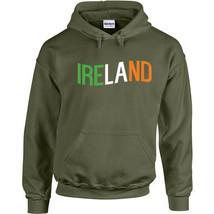 266 Ireland Flag Hoodie Pride St. Patricks Day party clover leprechaun new - $30.00+