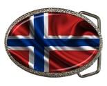 Norway norwegian flag belt buckle thumb155 crop