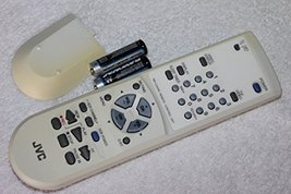 Jvc Rm-c340w Av20021, Rmc3401a Remote Control Tested with Batteries - $27.55